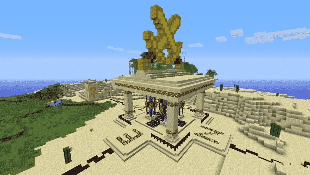 Nuevo mundo de anarquia en Mundo-Minecraft