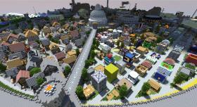 Vuelve el Spawn antiguo de Mundo-Minecraft
