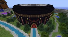 Renovada arena de mobs en el servidor oficial