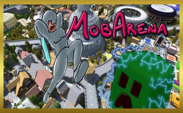 Vuelve la MobArena al servidor!
