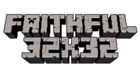 Texture pack Faithful 32x32 para Minecraft 1.7