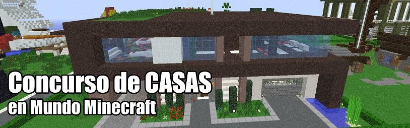 Concurso de construcci n de casas en minecraftservidor premium de minecraft - Fotos de las mejores casas del mundo ...