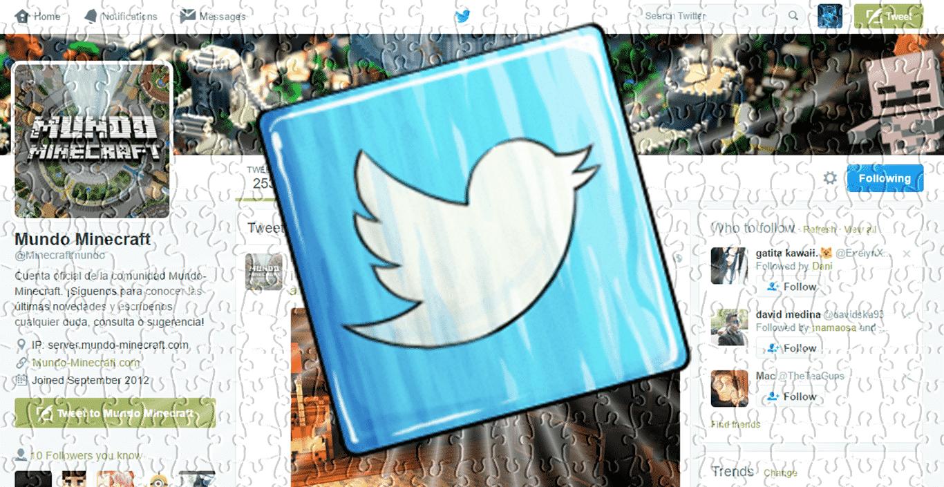 ¡Actualizamos el Twitter de la comunidad!