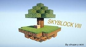 Concurso Skyblock VIII