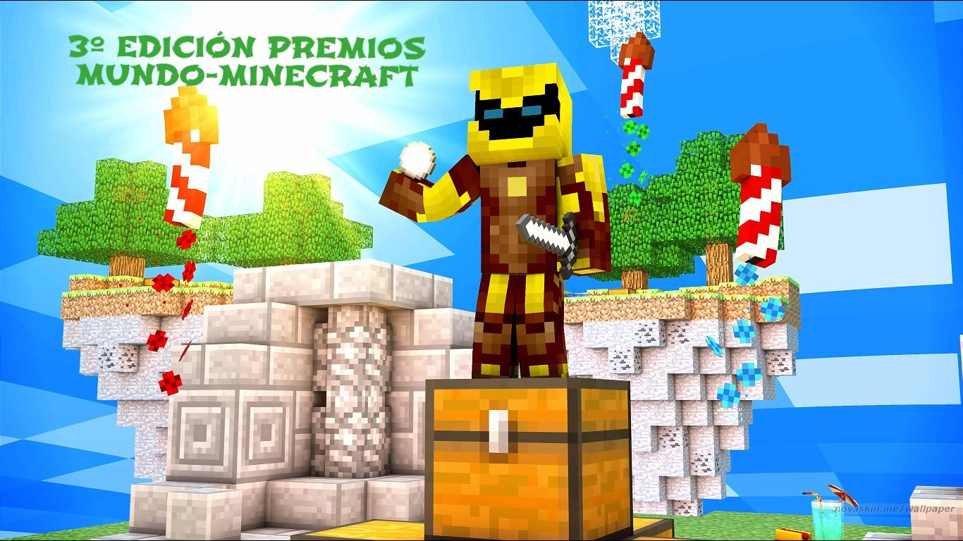 3ª Edición Premios Mundo-Minecraft