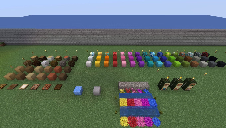 Nuevos objetos añadidos a la shop de la version 1.13