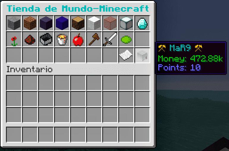 Shop Mundo Minecraft