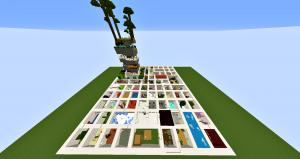 Nuevo Parkour en Mundo Minecraft