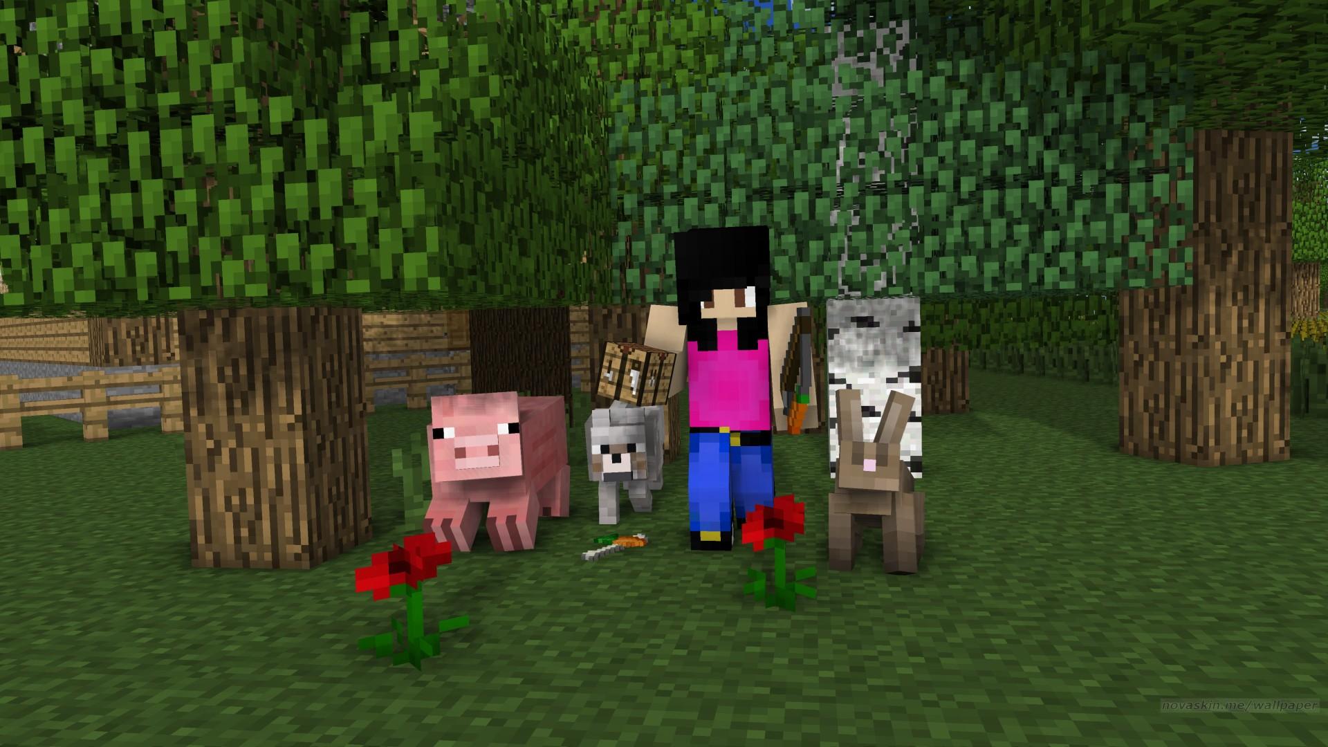 Entrevistas Mundo-Minecraft: jessicl.