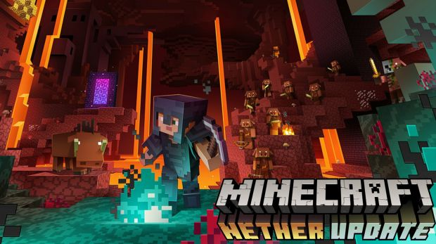 Minecraft Nether Update 1.16