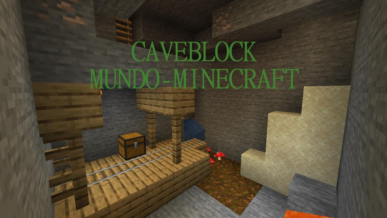 Nuevo modo de juego CaveBlock!!