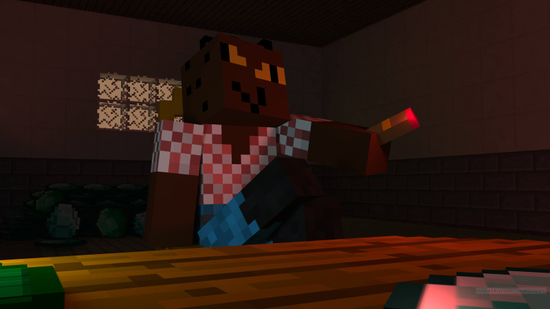Entrevista Mundo-Minecraft: Arkgon